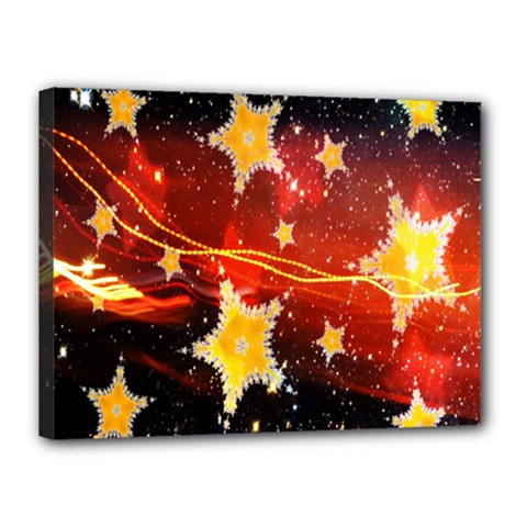 Holiday Space Canvas 16  x 12