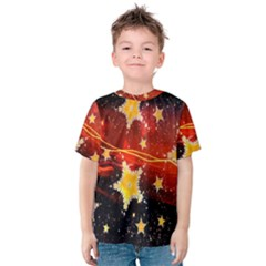Holiday Space Kids  Cotton Tee