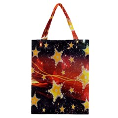 Holiday Space Classic Tote Bag