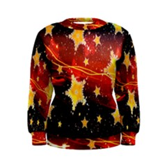 Holiday Space Women s Sweatshirt