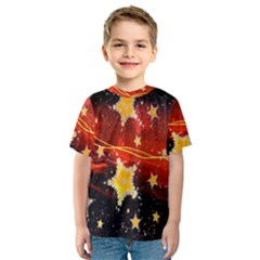 Holiday Space Kids  Sport Mesh Tee