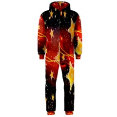 Holiday Space Hooded Jumpsuit (Men)