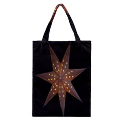 Star Light Decoration Atmosphere Classic Tote Bag