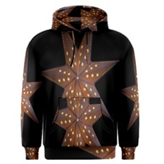 Star Light Decoration Atmosphere Men s Pullover Hoodie