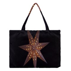 Star Light Decoration Atmosphere Medium Tote Bag