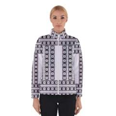 Pattern Background Texture Black Winterwear