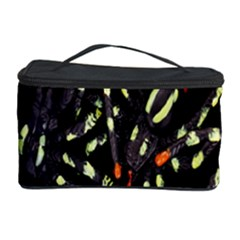 Spiders Background Cosmetic Storage Case