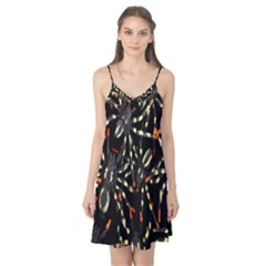 Spiders Background Camis Nightgown