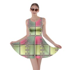Seamless Pattern Seamless Design Skater Dress
