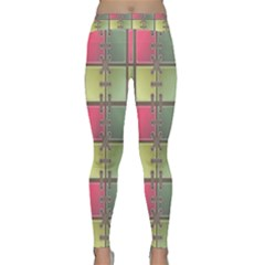 Seamless Pattern Seamless Design Classic Yoga Leggings