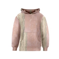 Guestbook Background Victorian Kids  Pullover Hoodie