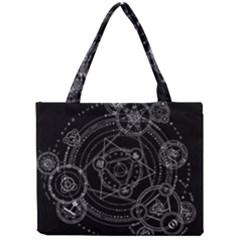 Formal Magic Circle Mini Tote Bag