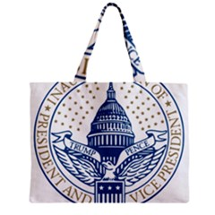 Presidential Inauguration USA Republican President Trump Pence 2017 Logo Zipper Mini Tote Bag
