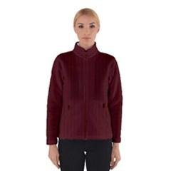 Red texture Winterwear
