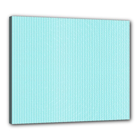 Light blue texture Canvas 24  x 20