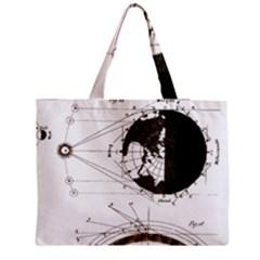 Planetary Equations Medium Tote Bag