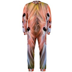 Monster Ghost Horror Face Onepiece Jumpsuit (men)