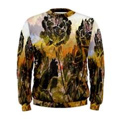 Abstract Digital Art Men s Sweatshirt