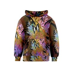 Abstract Digital Art Kids  Pullover Hoodie