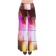 Abstract Background Design Squares Pants