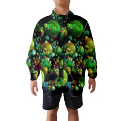 Abstract Balls Color About Wind Breaker (Kids)