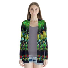 Abstract Balls Color About Cardigans