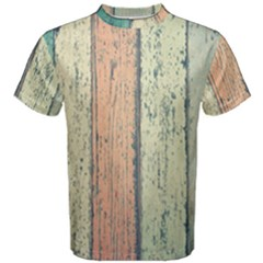 Abstract Board Construction Panel Men s Cotton Tee