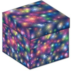 Abstract Background Graphic Design Storage Stool 12