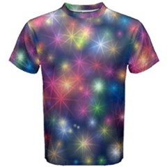 Abstract Background Graphic Design Men s Cotton Tee