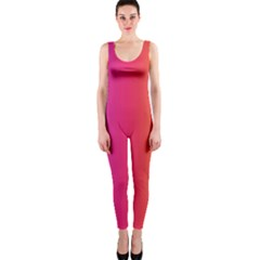 Abstract Rainbow OnePiece Catsuit
