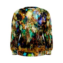 Abstract Digital Art Women s Sweatshirt