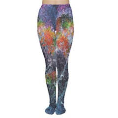 Abstract Digital Art Women s Tights