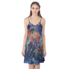 Abstract Digital Art Camis Nightgown