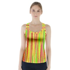 Paint Traces                                       Racer Back Sports Top