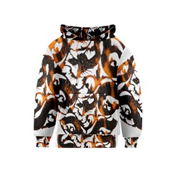 Ornament Dragons Chinese Art Kids  Pullover Hoodie