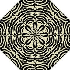 SKN2 BK-MRBL BG-LIN Hook Handle Umbrellas (Medium)