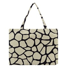 SKN1 BK-MRBL BG-LIN Medium Tote Bag