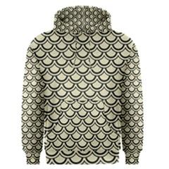 SCA2 BK-MRBL BG-LIN (R) Men s Pullover Hoodie