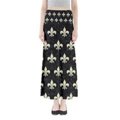 RYL1 BK-MRBL BG-LIN (R) Maxi Skirts