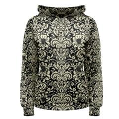 DMS2 BK-MRBL BG-LIN Women s Pullover Hoodie