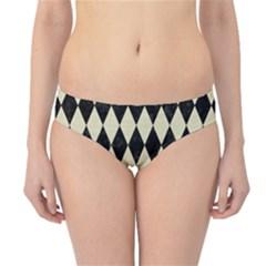DIA1 BK-MRBL BG-LIN Hipster Bikini Bottoms