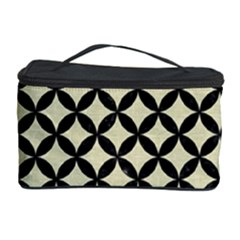 CIR3 BK-MRBL BG-LIN (R) Cosmetic Storage Case