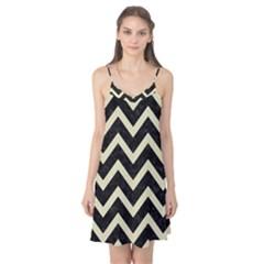 CHV9 BK-MRBL BG-LIN Camis Nightgown