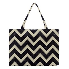 CHV9 BK-MRBL BG-LIN Medium Tote Bag