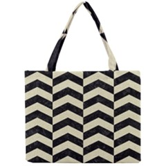 CHV2 BK-MRBL BG-LIN Mini Tote Bag