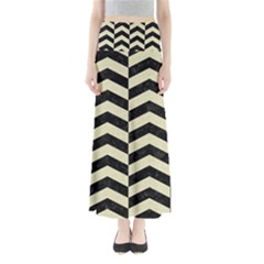 CHV2 BK-MRBL BG-LIN Maxi Skirts