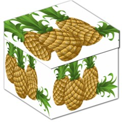 Pineapples Tropical Fruits Foods Storage Stool 12