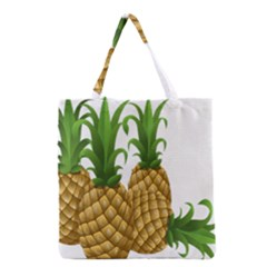 Pineapples Tropical Fruits Foods Grocery Tote Bag