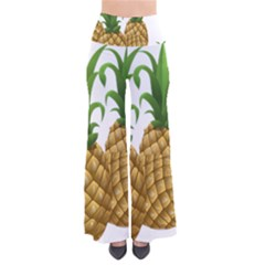 Pineapples Tropical Fruits Foods Pants