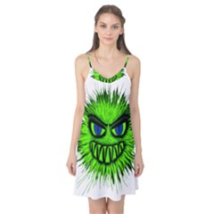 Monster Green Evil Common Camis Nightgown